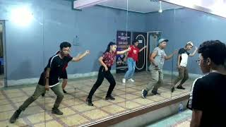 Without you - Dance Cover !! Urban Dance !! Choreography by Abhinandan 'Nima' !!