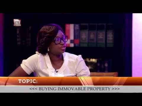 LAW EXPRESS Episode 10 - Buying Immovable Property