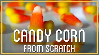 Turning Corn into Candy Corn | How to Make Everything