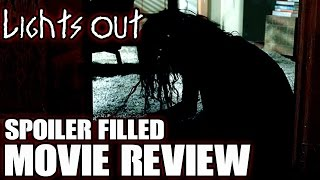 lights out spoiler movie review