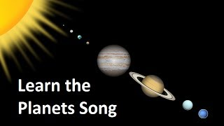 Learn the Planets Song