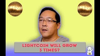 Charlie Lee - Lightcoin will grow 3 times?