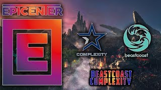 beastcoast vs Complexity | EPICENTER Major 2019