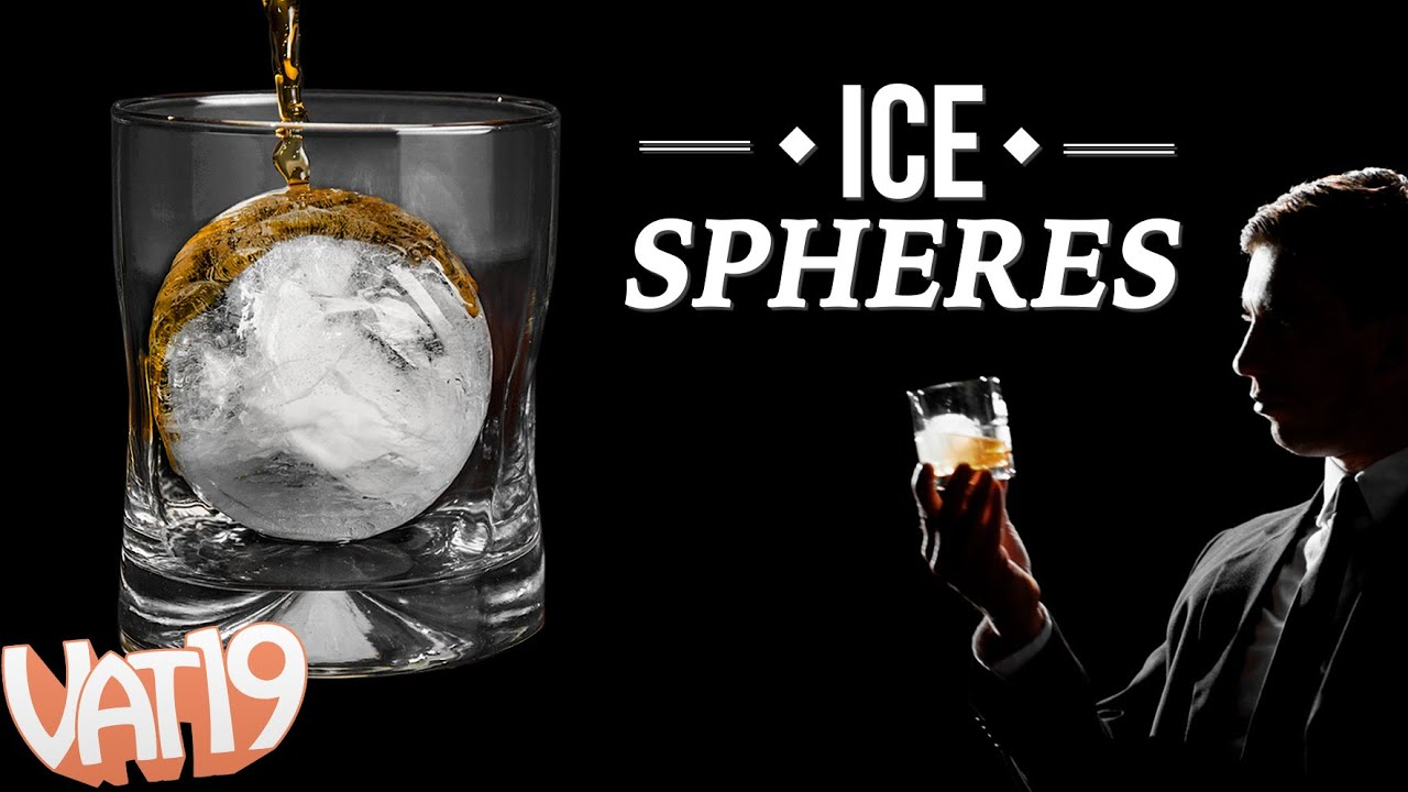 Sphere Ice Molds: High-Quality 2 5-inch Ice Balls