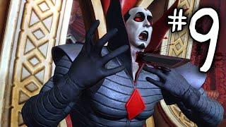"Deadpool Gameplay Walkthrough Part 9 - ""SINISTER!"" (Deadpool PS3/Xbox 360/PC)"