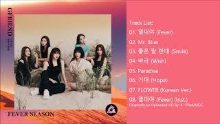 Download [FULL ALBUM] 여자친구 (GFRIEND) - GFRIEND The 7th Mini Album 'FEVER SEASON'
