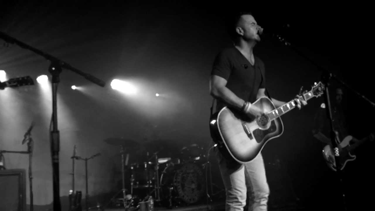 David Nail - Let It Rain (Live at Kanza Hall) - YouTube