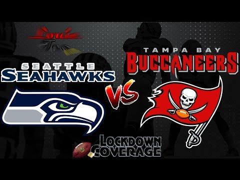 NFL Football 2016 Recap: Seahawks vs. Bucs (Week 12) (Lockdown Coverage)  #LouieTeeLive