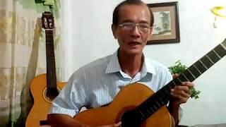 Bèo dạt mây trôi - Đệm hát guitar -Ballade
