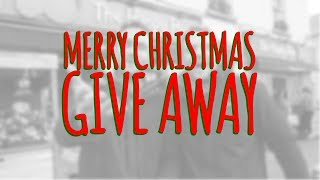 CHRISTMAS GIVE AWAY COMPETITION