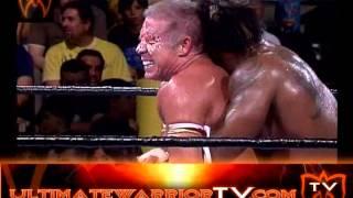 Ultimate Warrior vs Orlando Jordan Full Match !