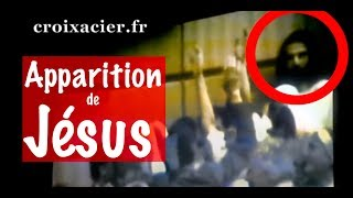 APPARITION DE JESUS