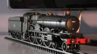 Hornby BR Castle Class 7037