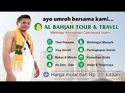 Manasik Umroh Jamaah AL BAHJAH TOUR TRAVEL berlangsung di HOTEL METLAND CIREBON..