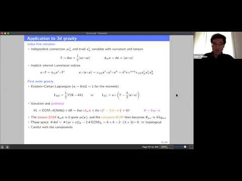 Symmetries in General Relativity, conserved charges, and edge modes - Lecture 2 - Marc Geiller