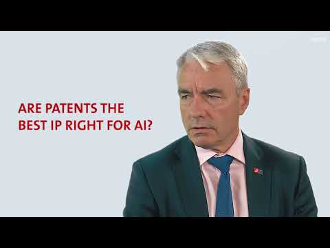 Are patents the best IP right for artificial intelligence?
