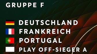 TSCHÜSS Deutschland bei der EM 2020.