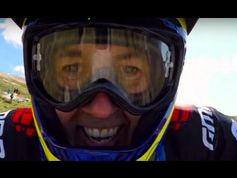 Martyn Ashton | Cycling Legend on Trans World Sport