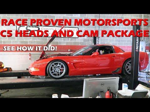 Tuning A Race Proven Motorsports Corvette! - 동영상