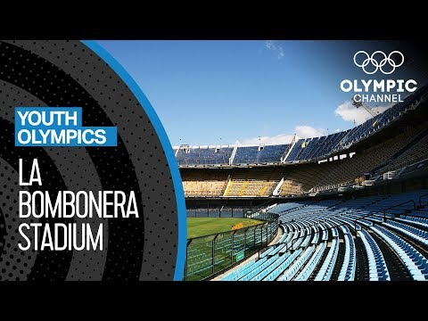"The iconic ""La Bombonera"" stadium - Tour of Buenos Aires 