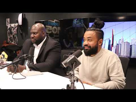 EmEz - Daniel Jean & Prince Zee Talk Skits; NYPD On Them; Gold Thongs & More!
