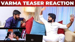 Varma Teaser Reaction by Rowdy Vijay Deverakonda | Varma | Dhruv Vikram