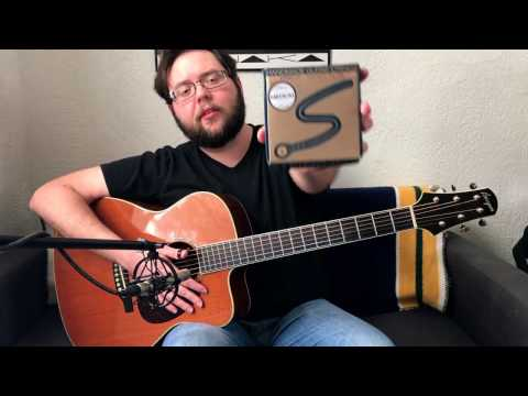 Stringjoy Acoustic Guitar Strings Review