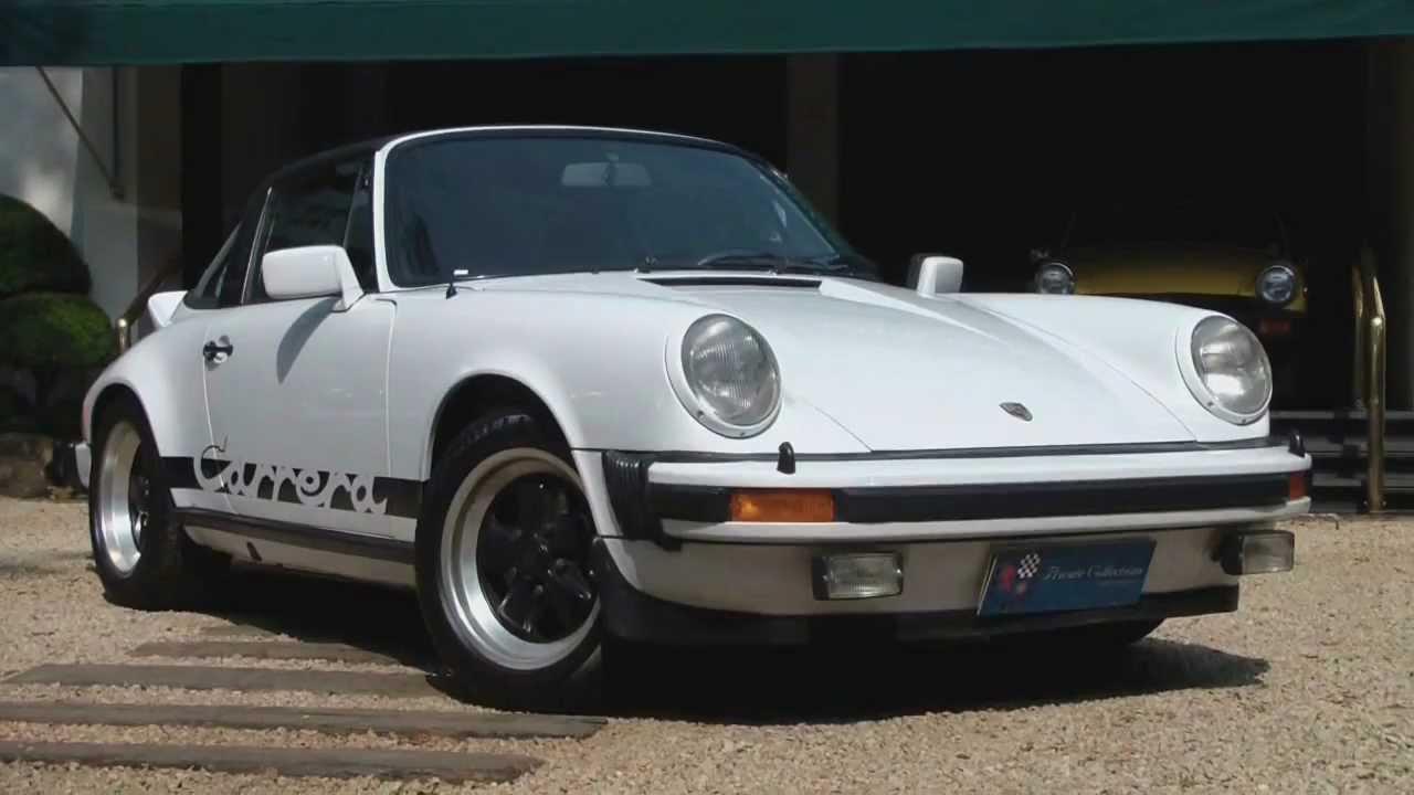 Private Collections Tv Porsche 911 Carrera Targa Youtube