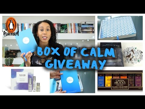Calm - Unboxing and Competition