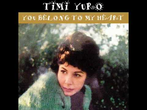 TIMI YURO - You Belong to My Heart (1962)