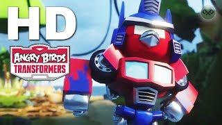 Chim Hóa Robot Biến Hình Angry Birds Transformers - Top Game Mobile Hay Mỗi Ngày Android, Ios