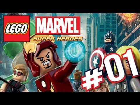 Lego Marvel Super Heroes Deutsch