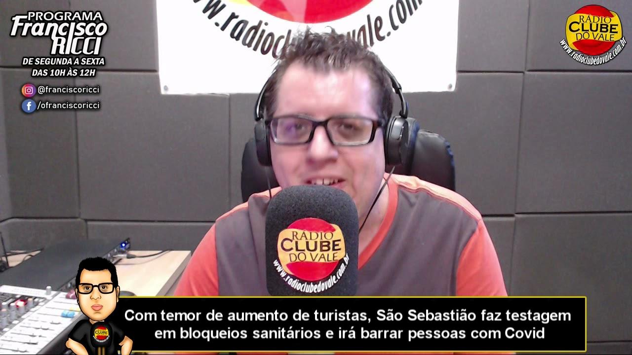 São Sebastião irá barrar turista que estiver com Covid-19