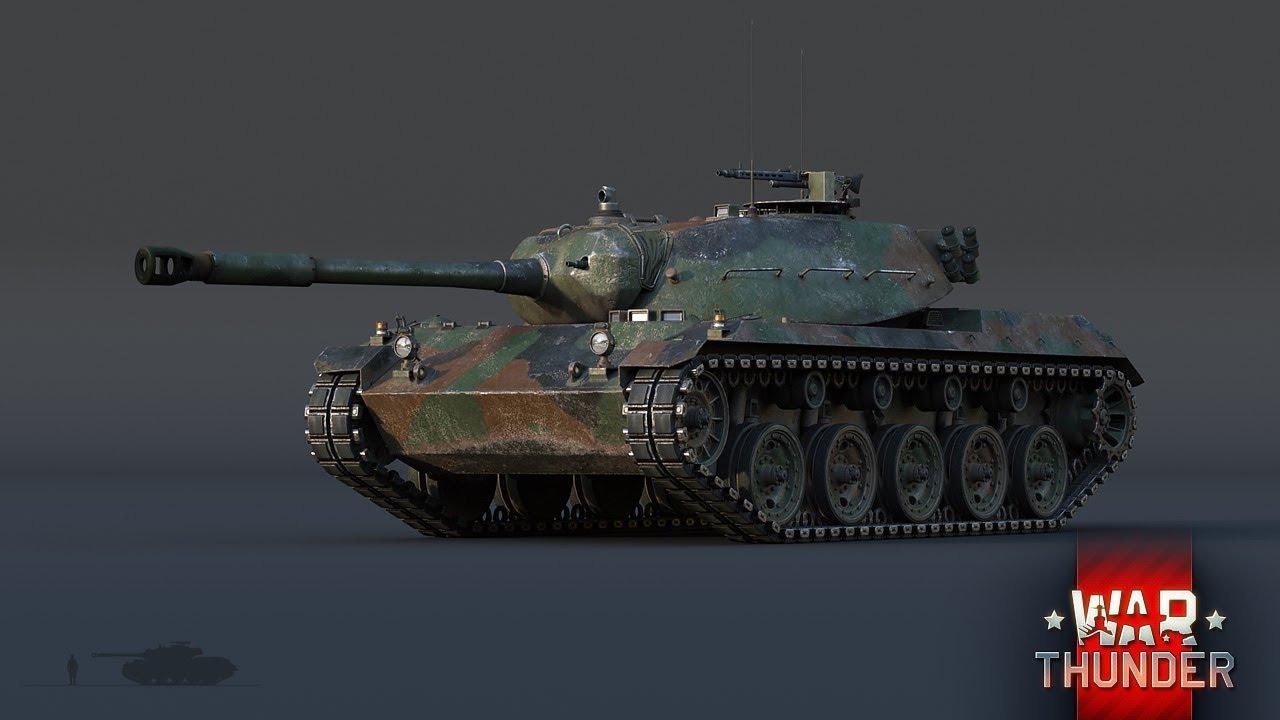 War Thunder - Ru251 premium review