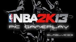 NBA 2k13 Gameplay PC Gameplay | HD 6750M |