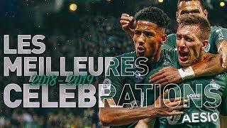 Les meilleures célébrations de la saison 2018-2019