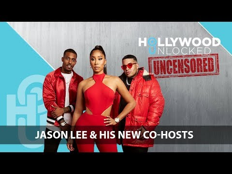 Jason Lee Welcomes DJ Damage & Apryl Jones as New Co-Hosts on Hollywood Unlocked [UNCENSORED] Mp3