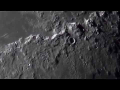 NEW 4k hacked Moon MAX zooooom. 100+ ALIEN anomalies in 5mins 2018HD