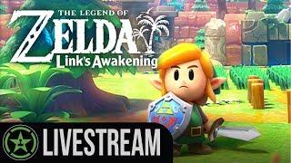 The Legend of Zelda: Link's Awakening - LIVESTREAM