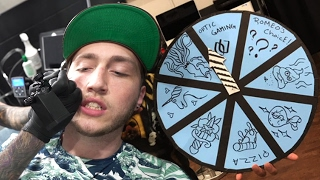 TATTOO ROULETTE w/ FAZE BANKS