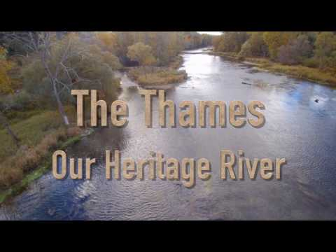 The Thames Our Heritage River  **There Is A Newer Version of This Video**
