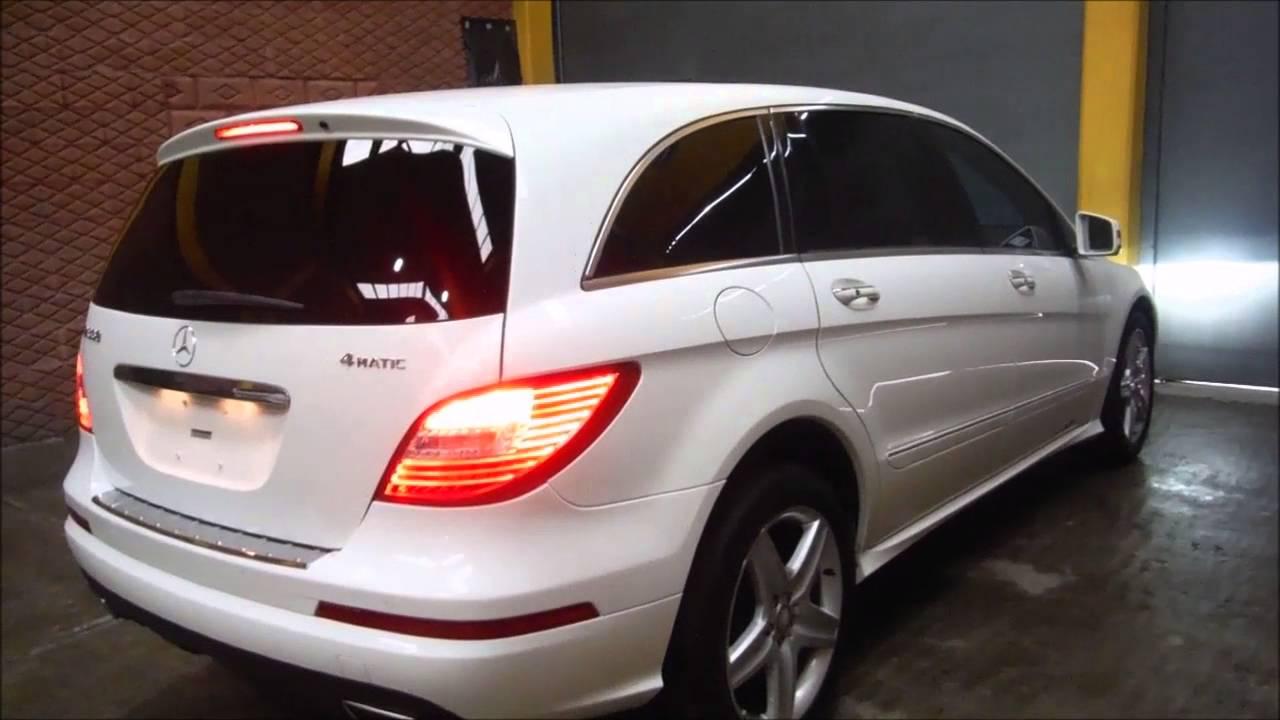 Disauto Seminuevos Mercedes Benz R350 Amg Minivan Dvd Qc Piel Harman Kardon 2017