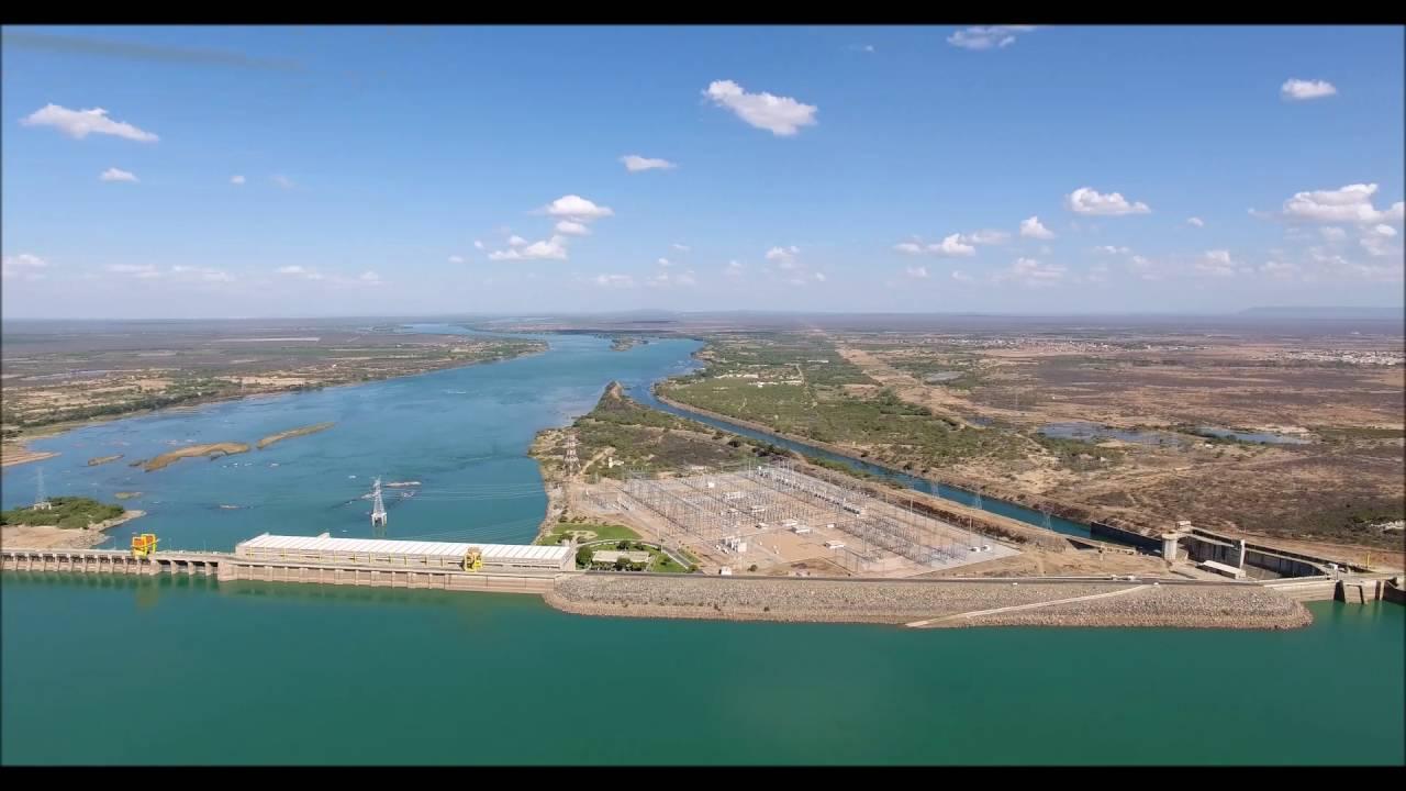 Barragem de Sobradinho-BA - DRONES DO VALE (Stephen Marley - Rock ...