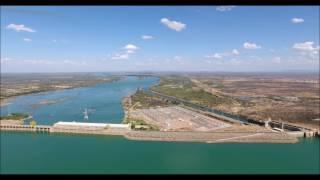 Barragem de Sobradinho-BA - DRONES DO VALE (Stephen Marley - R…