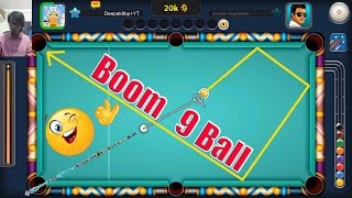 8 Ball Pool NEW 9 Ball Mode Miami Beach Table -The Easiest Table Ever- You Win On The Break FACECAM