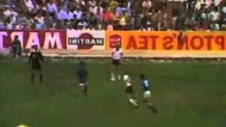Italia vs Alemania - Semifinal Mundial Mexico 1970. El partido del siglo