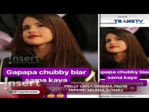 Prilly Latuconsina Pengen Seperti Selena Gomez | Insert Siang (30 Agustus 2017)