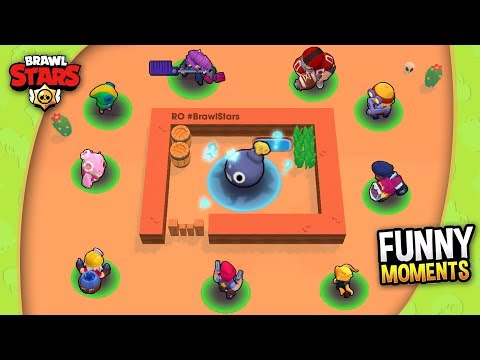 NEW PET Brawl Stars 2019  Funny Moments, Trolls, Fails and Glitches