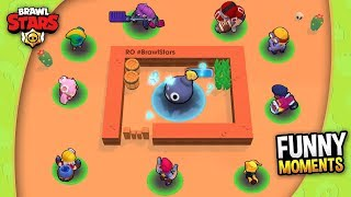 NEW PET Brawl Stars 2019 😍 Funny Moments, Trolls, Fails and Glitches