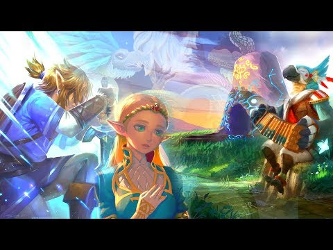 Breath Of The Wild Epic Orchestral Medley